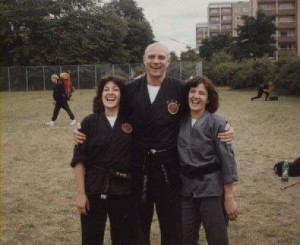 Mariette, Sveneric, and Bernadette